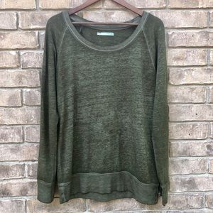 Maurices: oversized sweatshirt style top